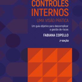 Venda do Livro: Controles Internos - Uma Visão Prática